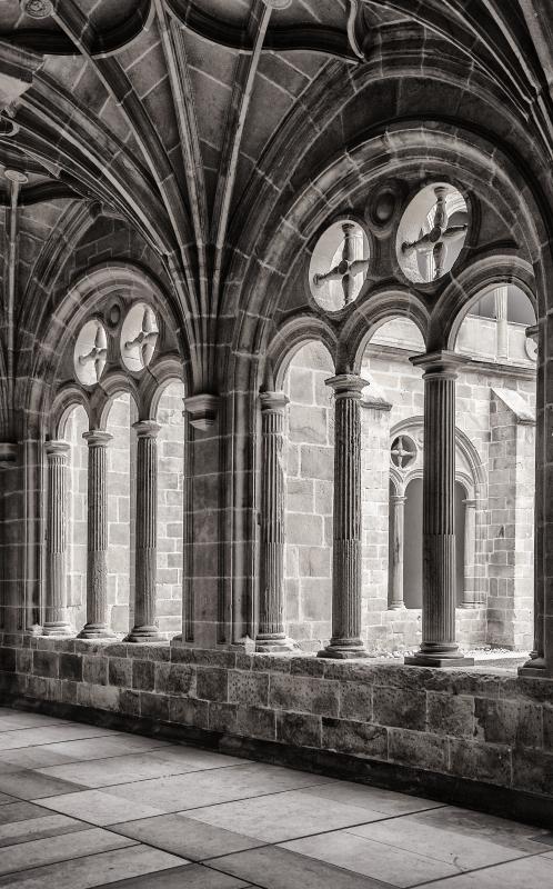 """фото """"Своды"""" метки: архитектура, черно-белые,"""