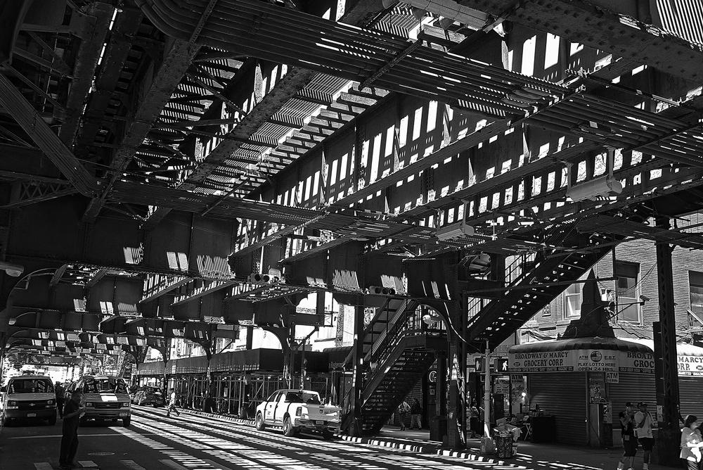 "photo ""***"" tags: city, black&white, New York City"