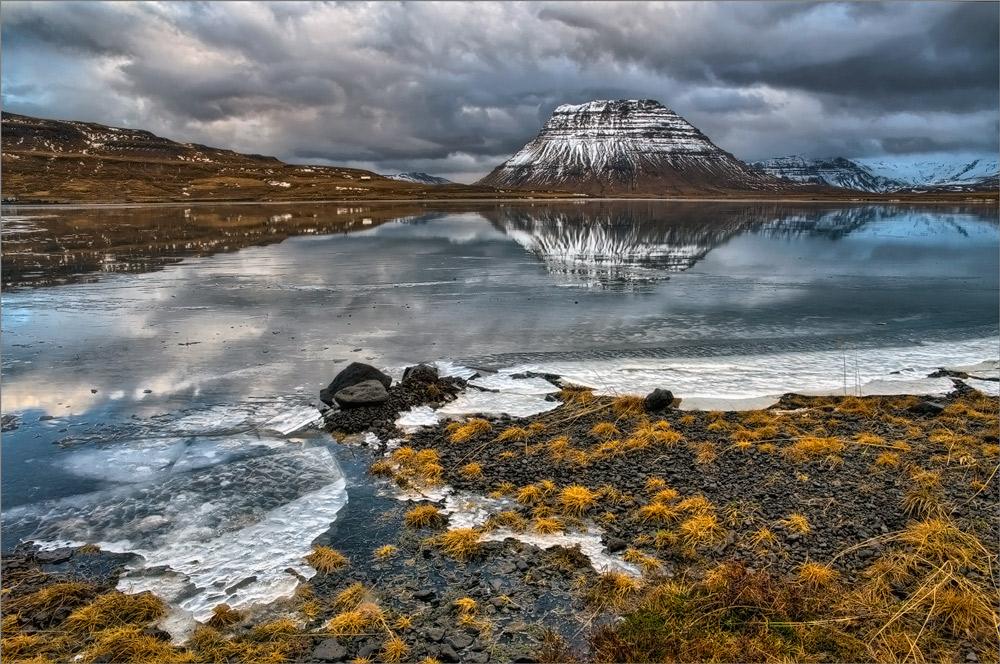 """фото """"Последний лед"""" метки: пейзаж,"""