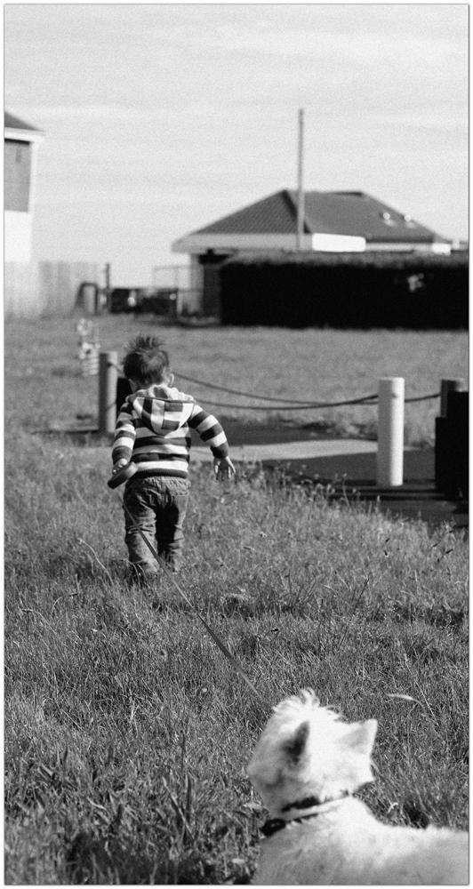 """фото """"малыш и его собака"""" метки: портрет,"""