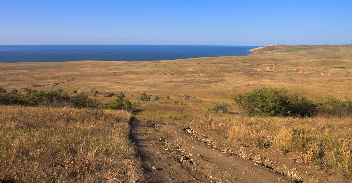 """фото """"На дикий пляж"""" метки: пейзаж, природа,"""