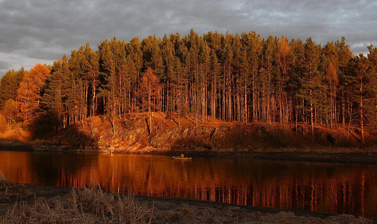 """фото """"Тихий вечер"""" метки: пейзаж,"""