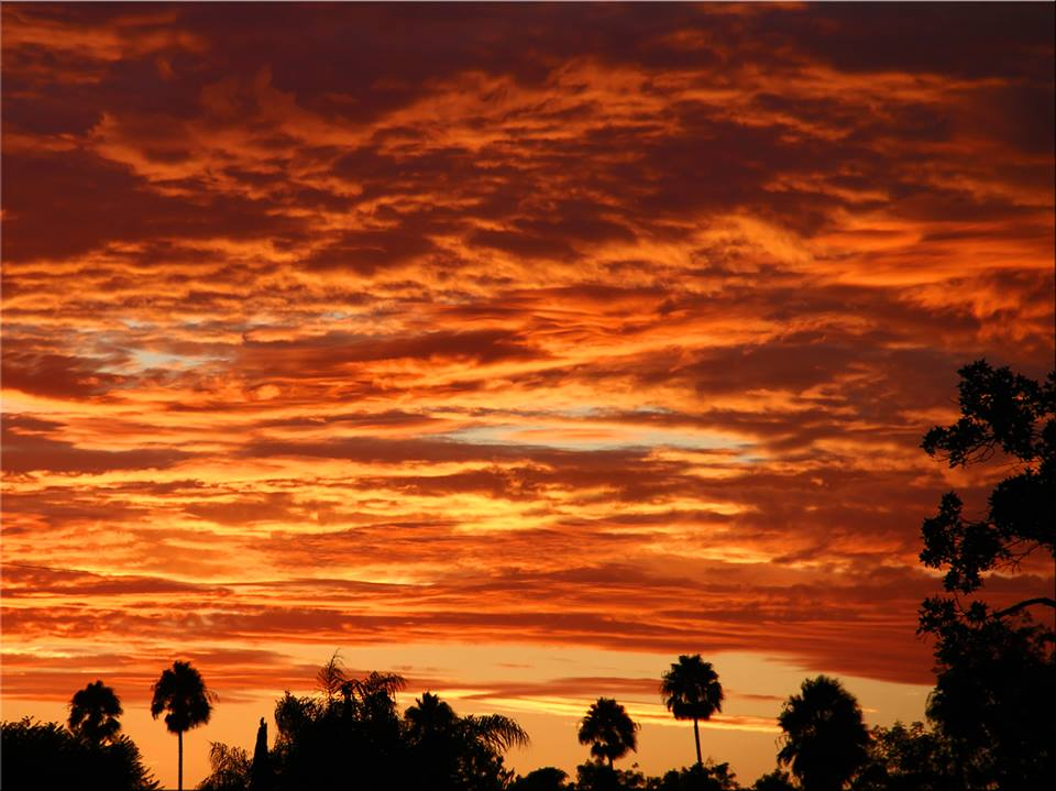 """photo """"SoCal Sunset 9-1-13"""" tags: landscape, panoramic,"""