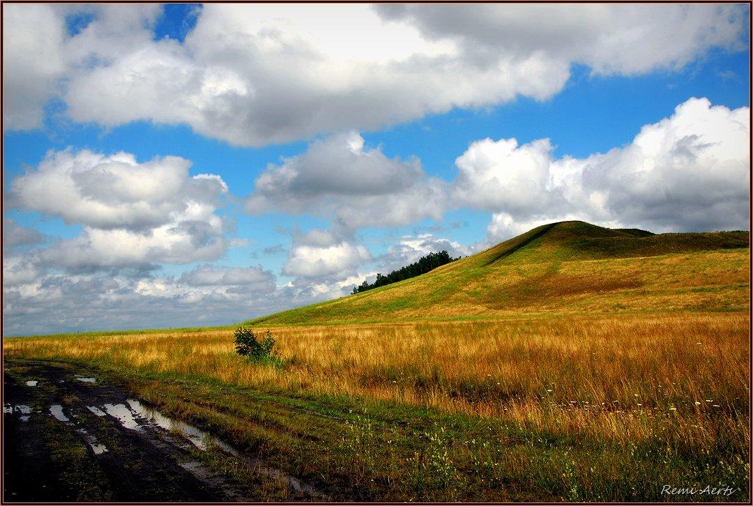 "фото ""***"" метки: пейзаж, природа, summer, облака"