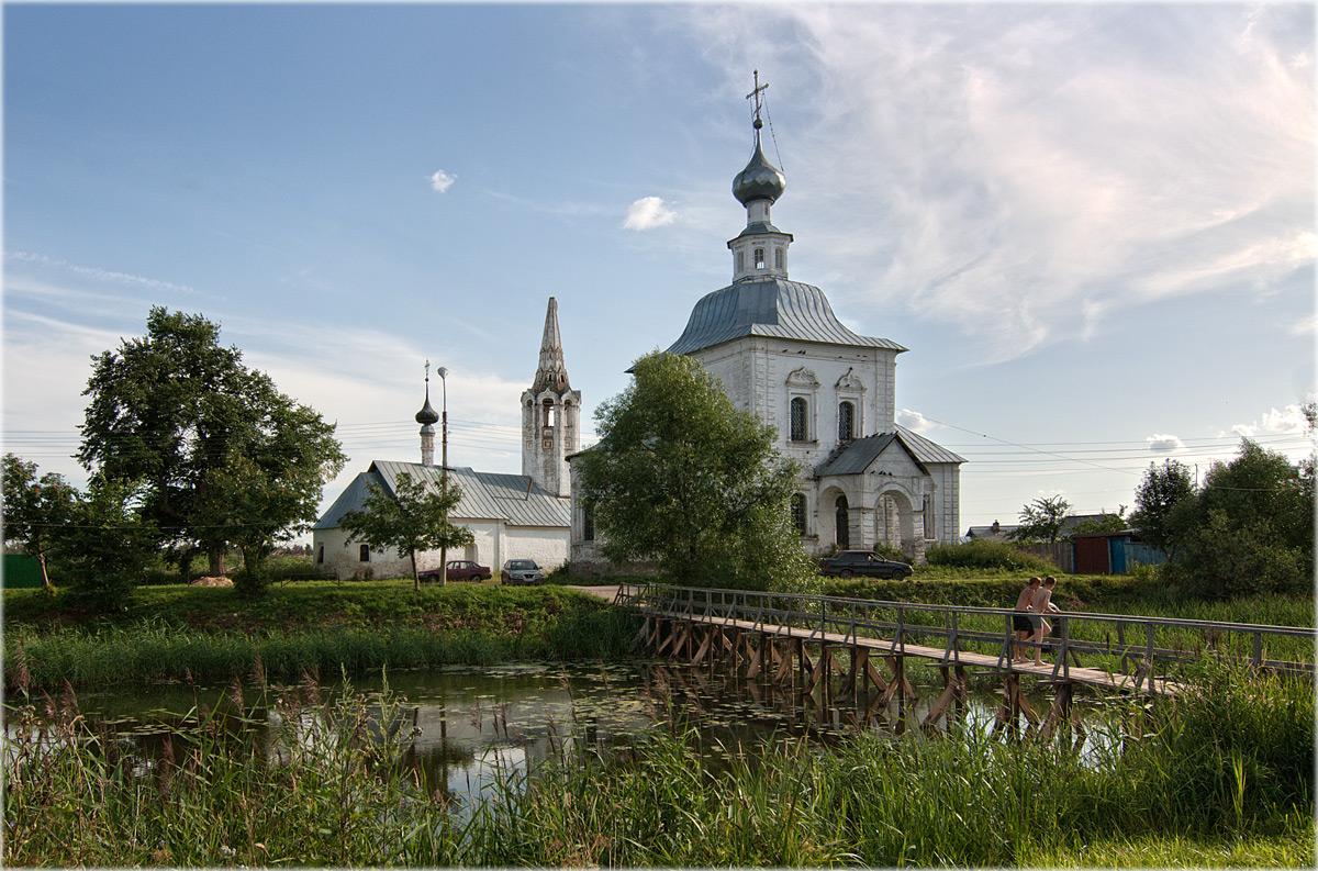 "photo ""***"" tags: landscape, Суздаль"