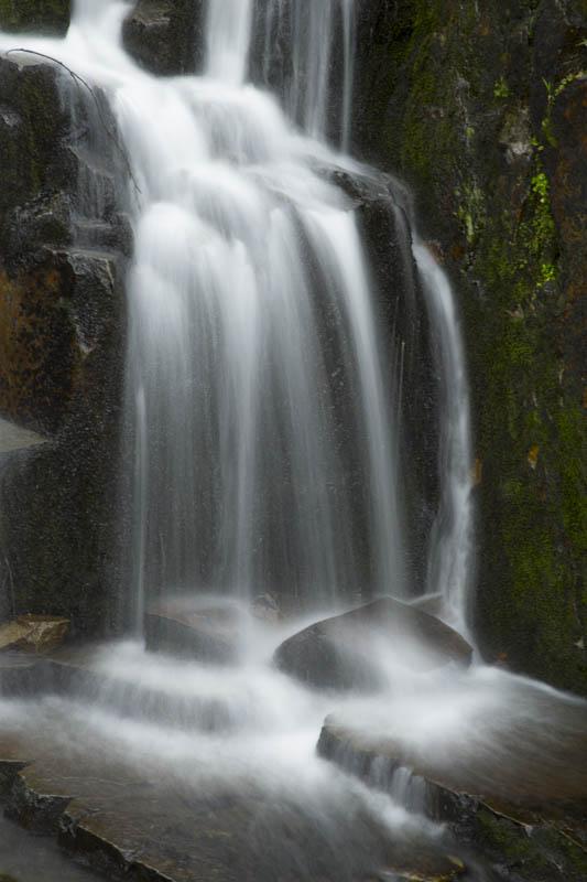 Платья Водопад
