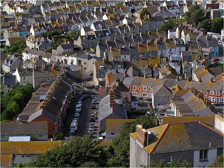 "фото ""Крыши Портланда"" метки: архитектура, путешествия,"
