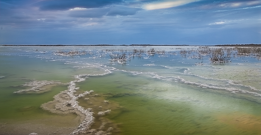 "фото ""Рассвет на Мертвом море"" метки: пейзаж, природа,"