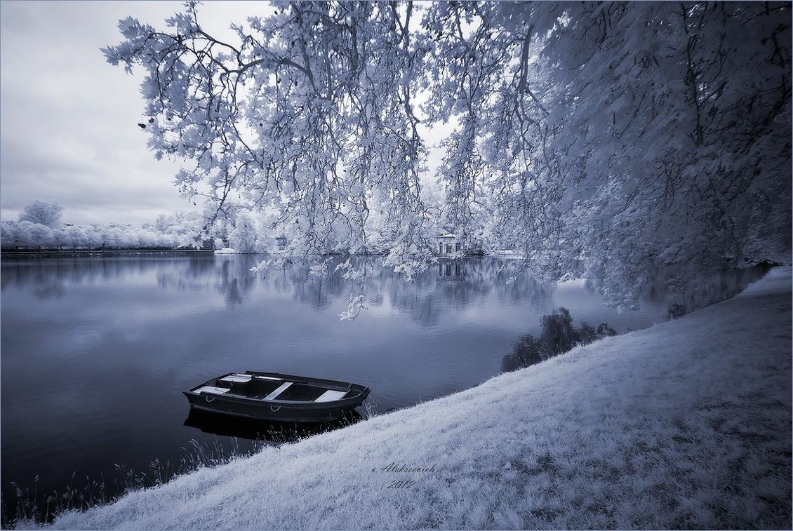 """фото """"У пруда"""" метки: пейзаж,"""
