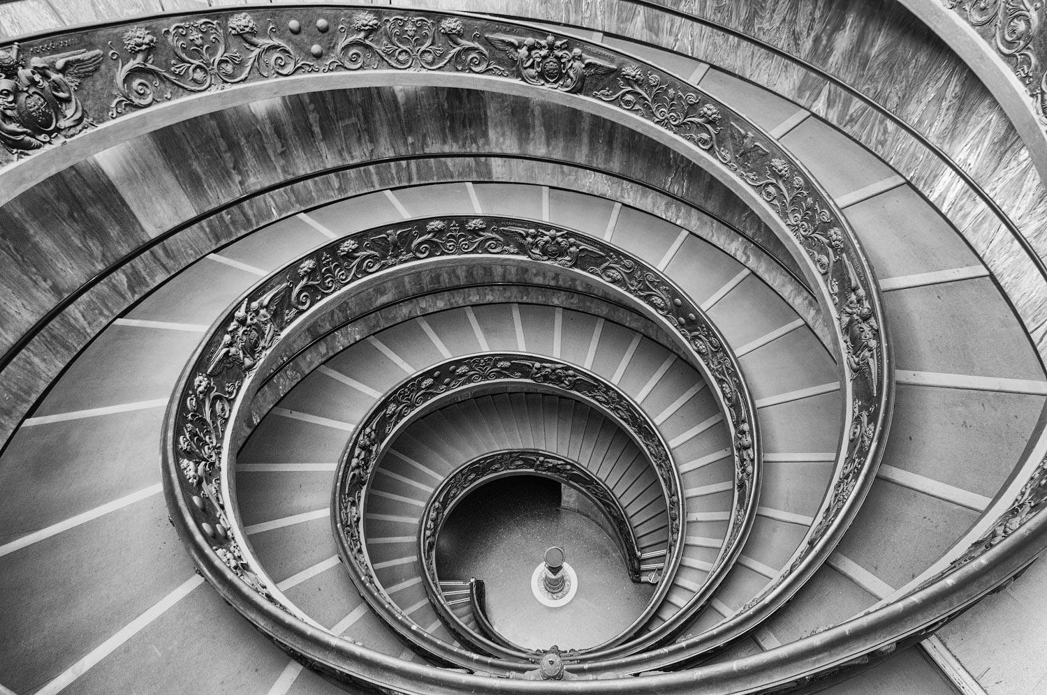 "фото ""Классика"" метки: архитектура, черно-белые, интерьер, Европа, Италия, ватикан, чб"