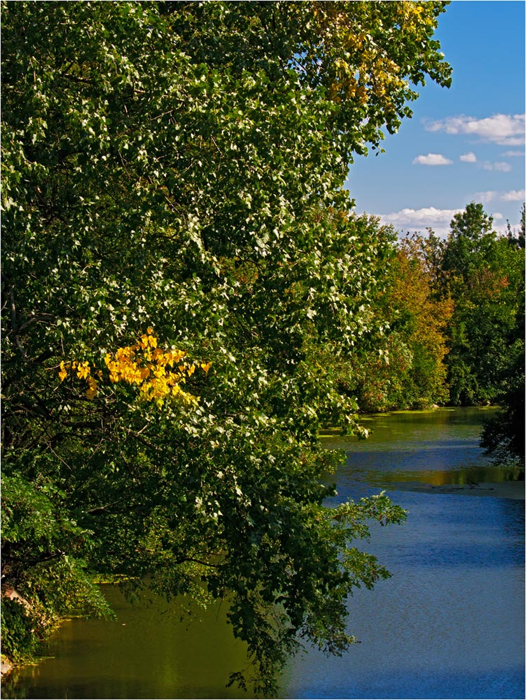 """фото """"Скоро осень"""" метки: пейзаж,"""