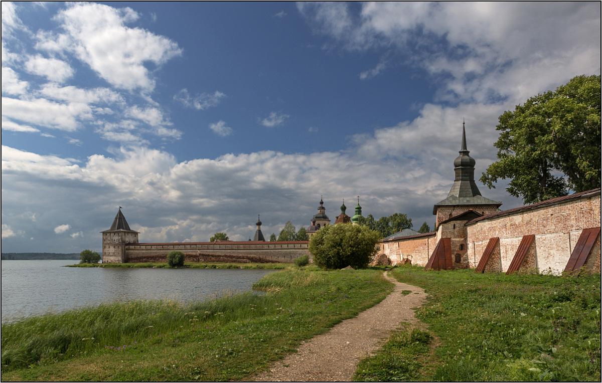"""фото """"Белозерье"""" метки: пейзаж, архитектура,"""