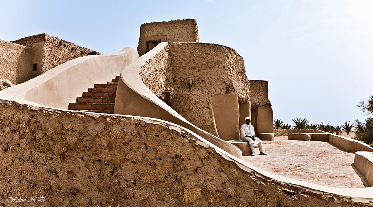 "фото ""Desert Architecture2"" метки: архитектура, путешествия, building, desert, Африка"