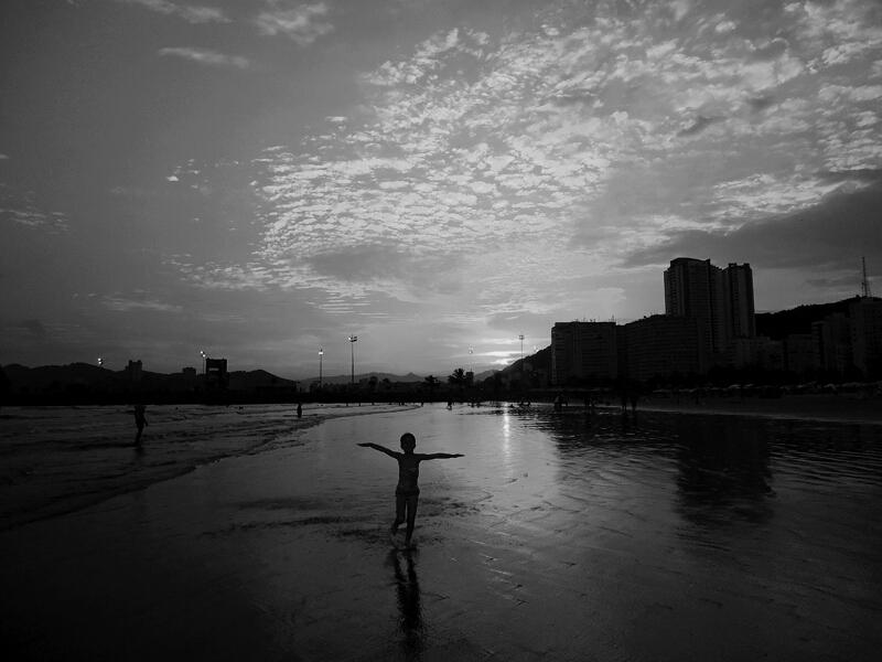 """фото """"Sunset in BW"""" метки: ,"""