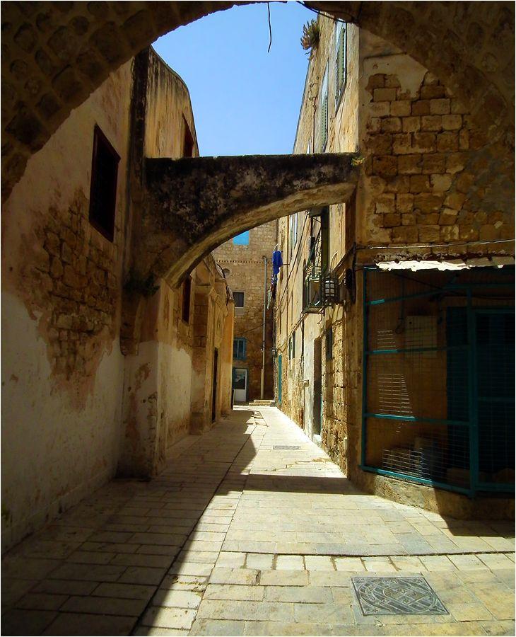"""фото """"К полудню раскалясь от зноя"""" метки: природа, город, Akko, Israel, Израиль, Старый Акко"""