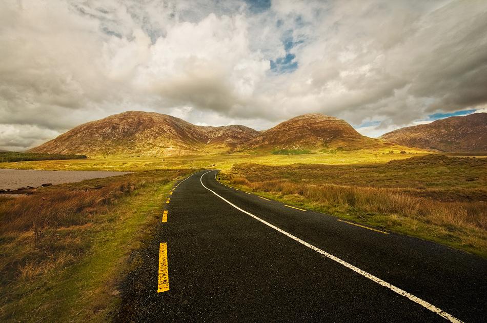 """фото """"Roads of Connemara"""" метки: пейзаж,"""