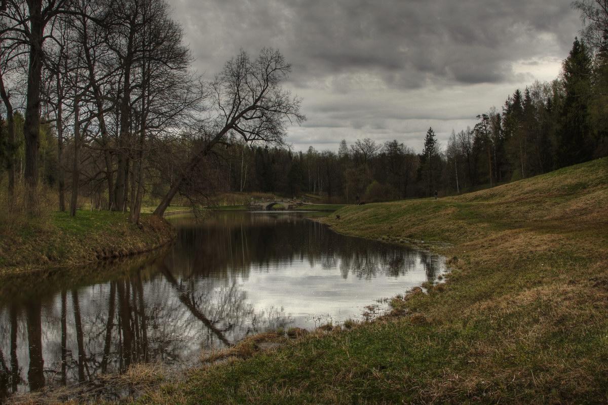 """фото """"Весна"""" метки: пейзаж, природа, Ленинградская область, Павловск, весна, парк"""