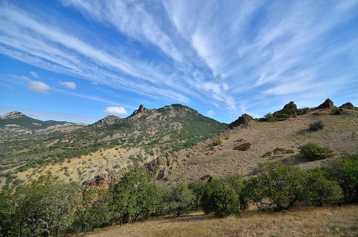 "фото ""Кара-Даг 2"" метки: пейзаж, путешествия, природа,"