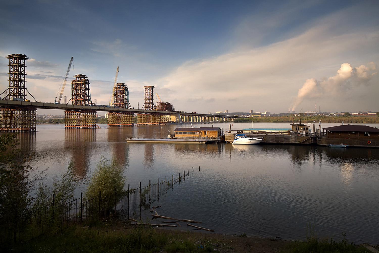 """фото """"Новый мост"""" метки: пейзаж, архитектура,"""