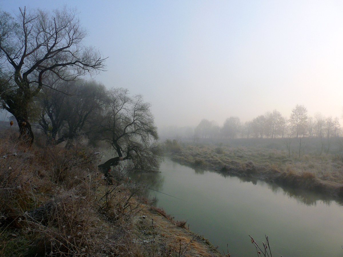 """фото """"***"""" метки: пейзаж, туман"""
