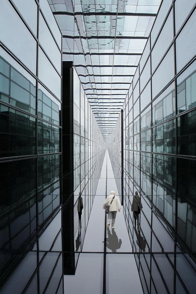 """фото """"Perspective"""" метки: digital art,"""