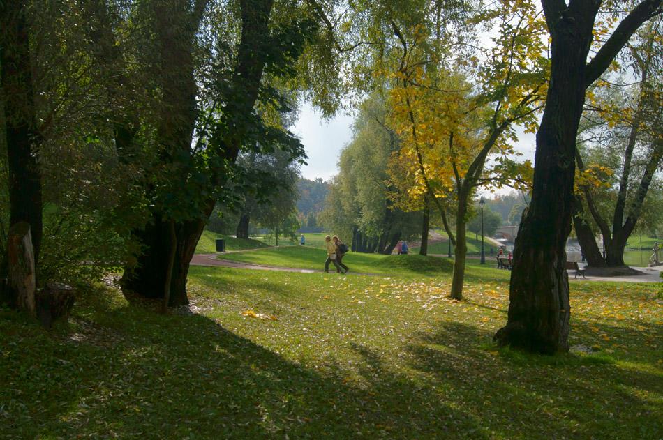 """фото """"Солнечный день."""" метки: пейзаж, город,"""