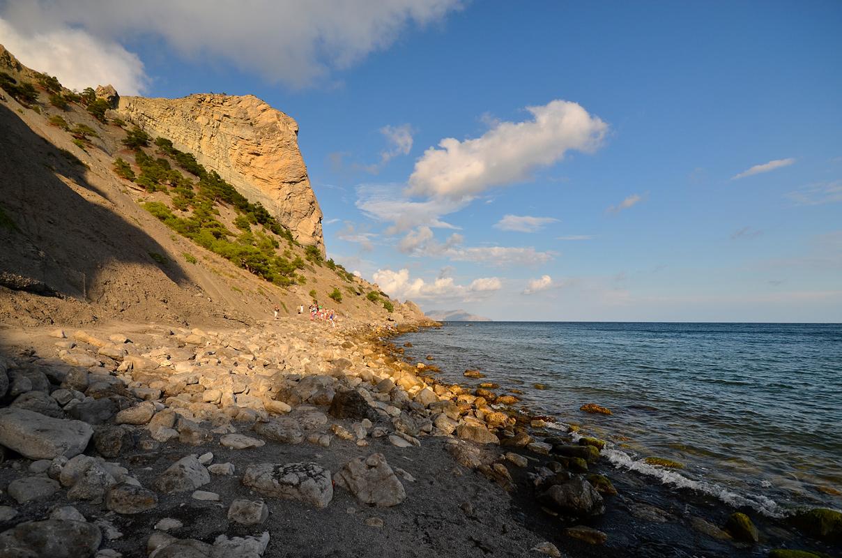 """фото """"Вечер в Синей бухте"""" метки: пейзаж, путешествия, природа,"""
