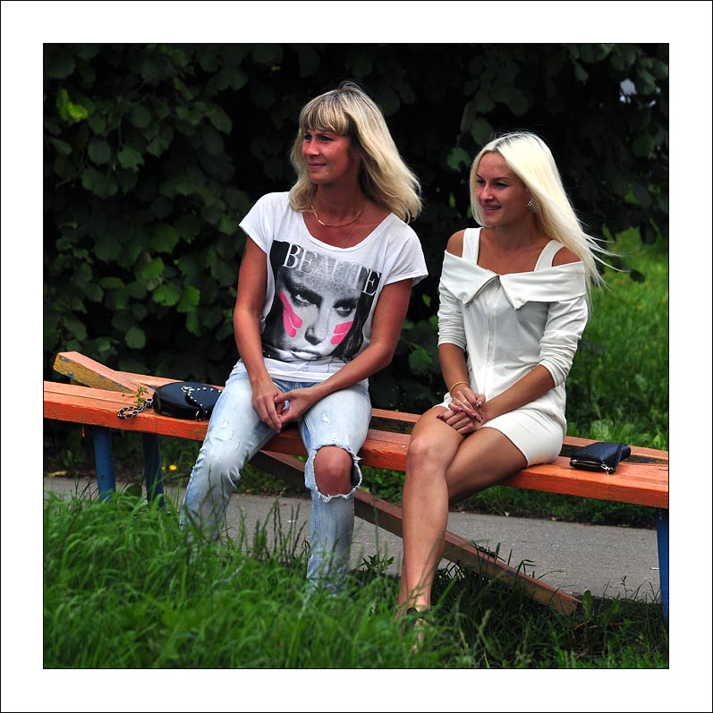 """фото """"Russia-21"""" метки: пейзаж, стрит-фото, портрет, Europe, summer , woman"""
