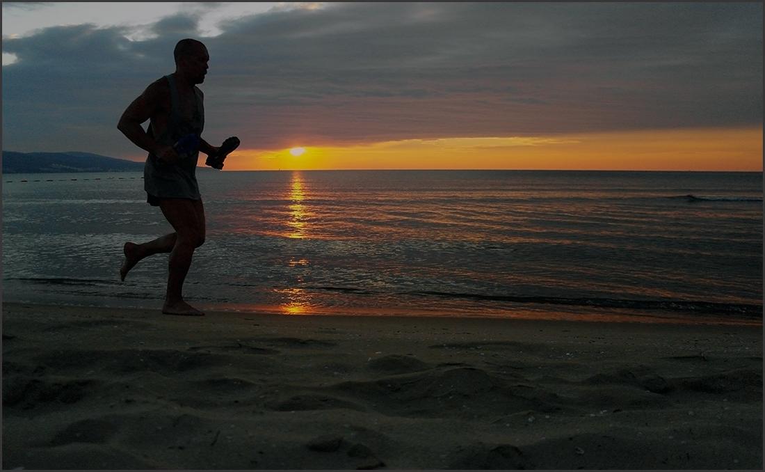 """фото """"Вдогонку за солнцем..."""" метки: спорт,"""