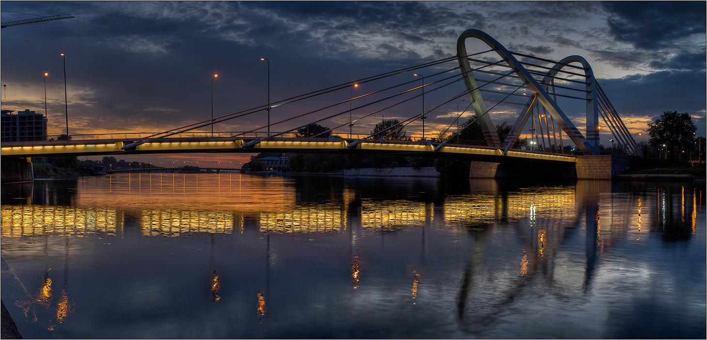 "фото ""Лазаревский мост"" метки: архитектура, путешествия, город,"