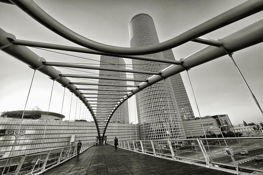 "фото ""Tel-Aviv 5522"" метки: город, Photographer Alexander Tolchin"