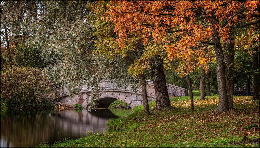 """фото """"Екатерининский парк (Царское Село)"""" метки: пейзаж, путешествия, природа,"""