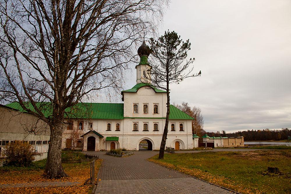 "фото ""Сийский монастырь"" метки: архитектура, пейзаж, путешествия,"
