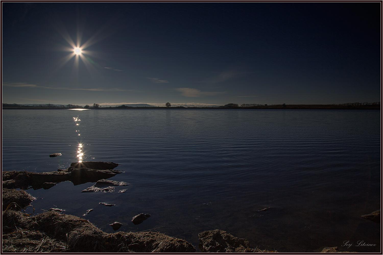 """фото """"***"""" метки: пейзаж, вода, осень, утро"""