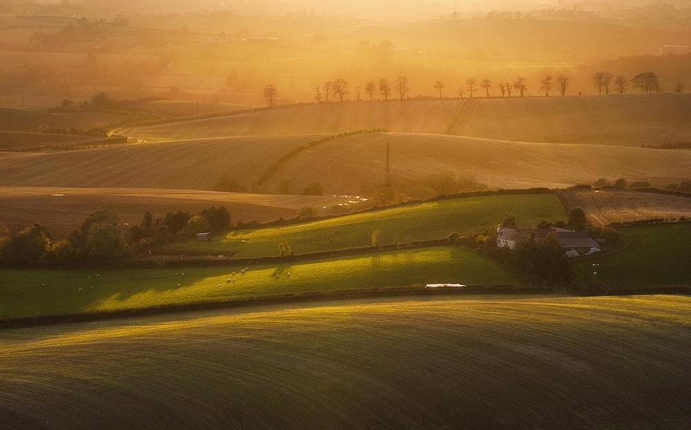 "фото ""Just before sunset"" метки: пейзаж,"