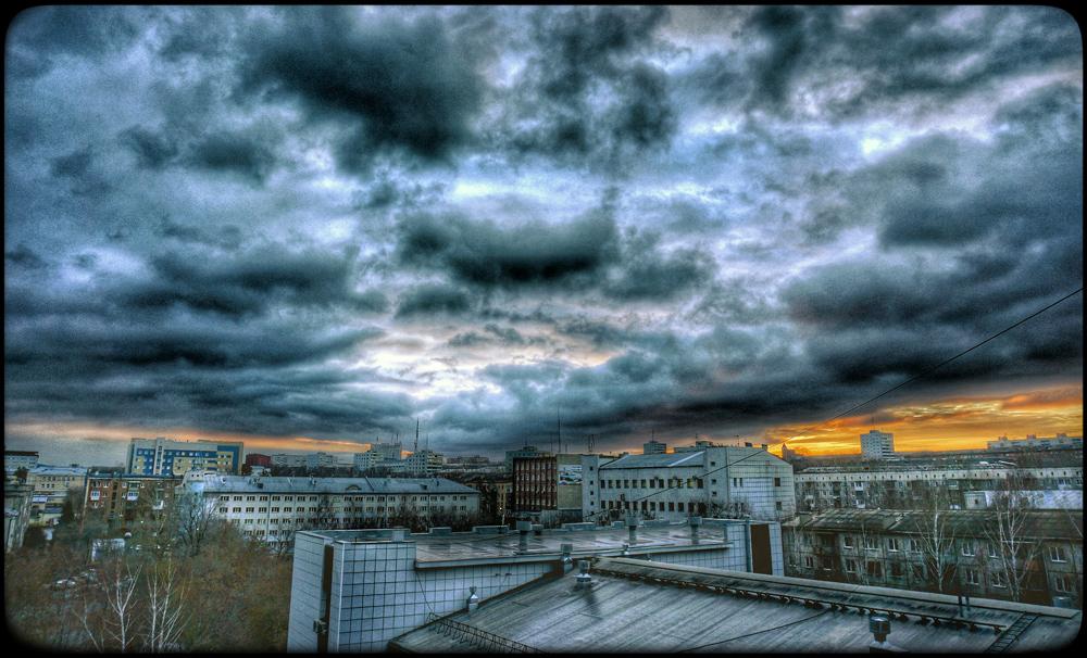 """фото """"утро в моем городе"""" метки: пейзаж, город,"""