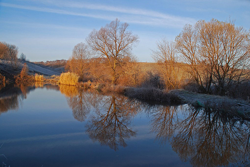 """фото """"В утреннем свете"""" метки: пейзаж,"""