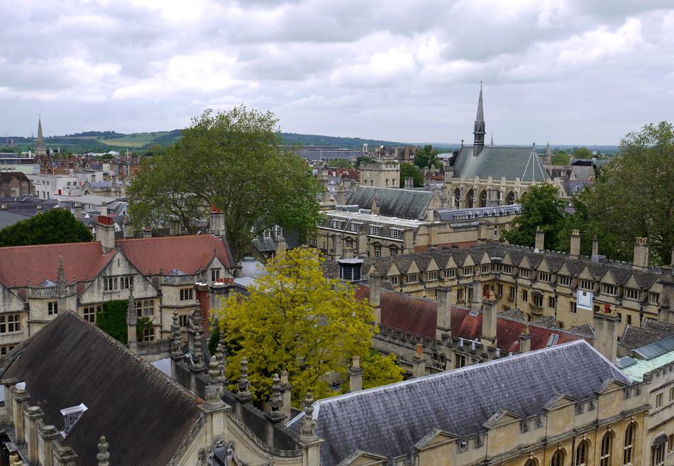 "фото ""Oxford"" метки: город,"