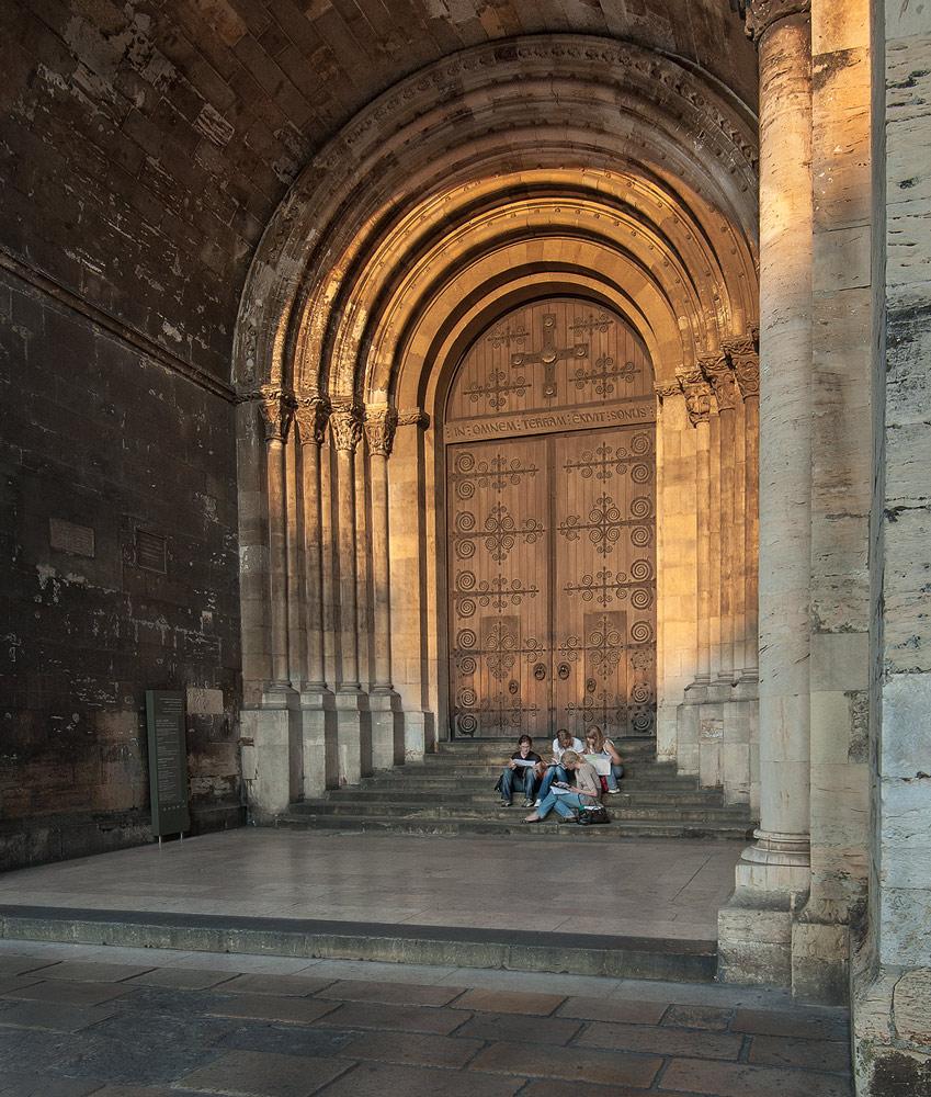 "фото ""Учение свет."" метки: жанр, архитектура, разное, Европа"