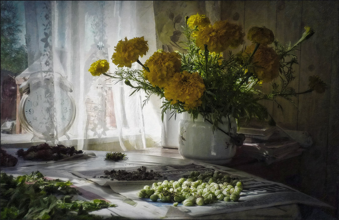 "фото ""Осенне-дачная зарисовка"" метки: натюрморт, разное,"