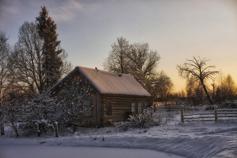 Днем, картинки зимы с надписями о родном доме