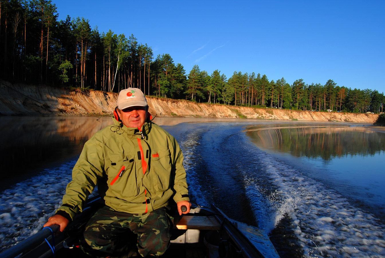 запрет на рыбную ловлю в черниговской области