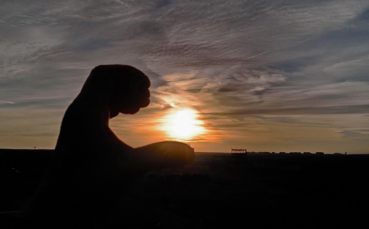 "photo ""On Good Morning Dawn ..."" tags: travel,"