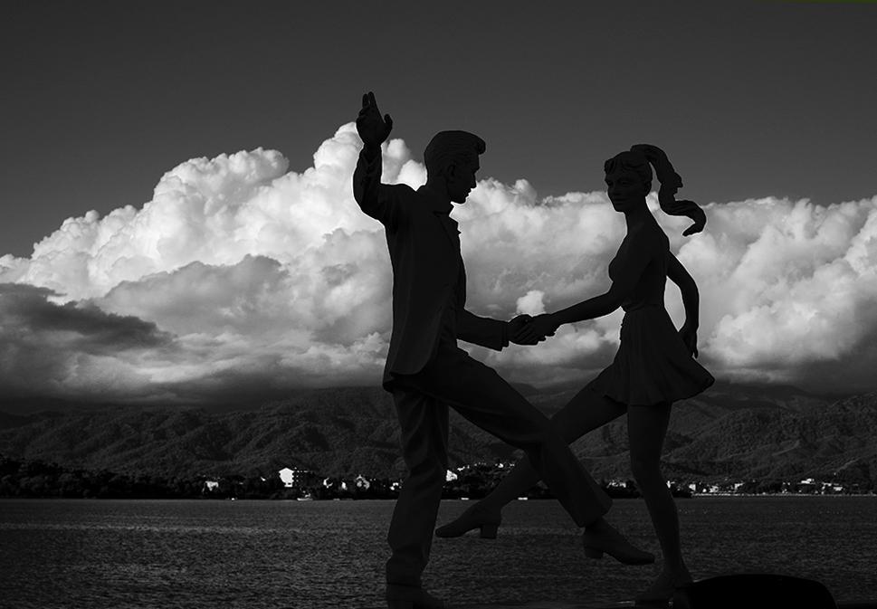 """фото """"Застывшие в танце"""" метки: черно-белые, разное,"""