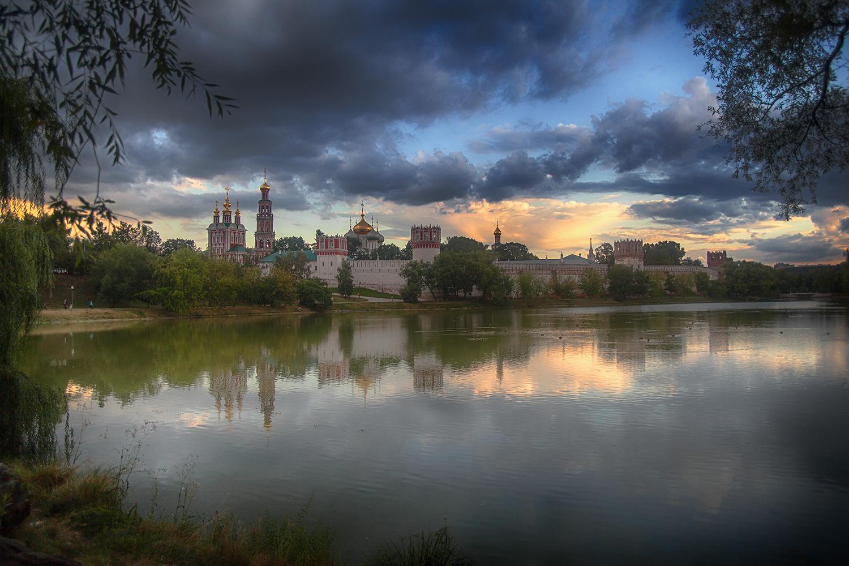"фото ""Умиротворение"" метки: пейзаж, архитектура, город,"