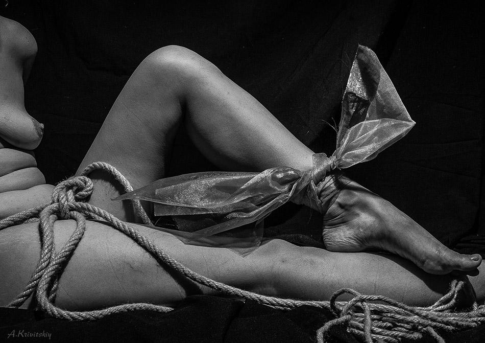 """фото """"Человеческое тело."""" метки: ню, черно-белые, krivitsky, Александр Кривицкий"""