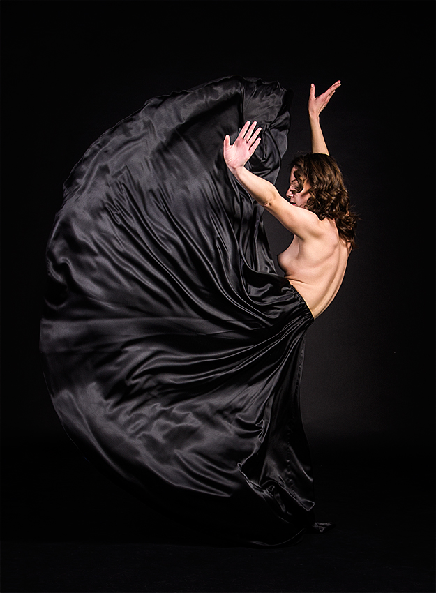 "фото ""Из серии ""Динамика танца"""" метки: ню, lik13vvs, nude art"