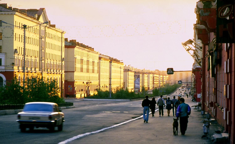 Фото норильск лауреатов