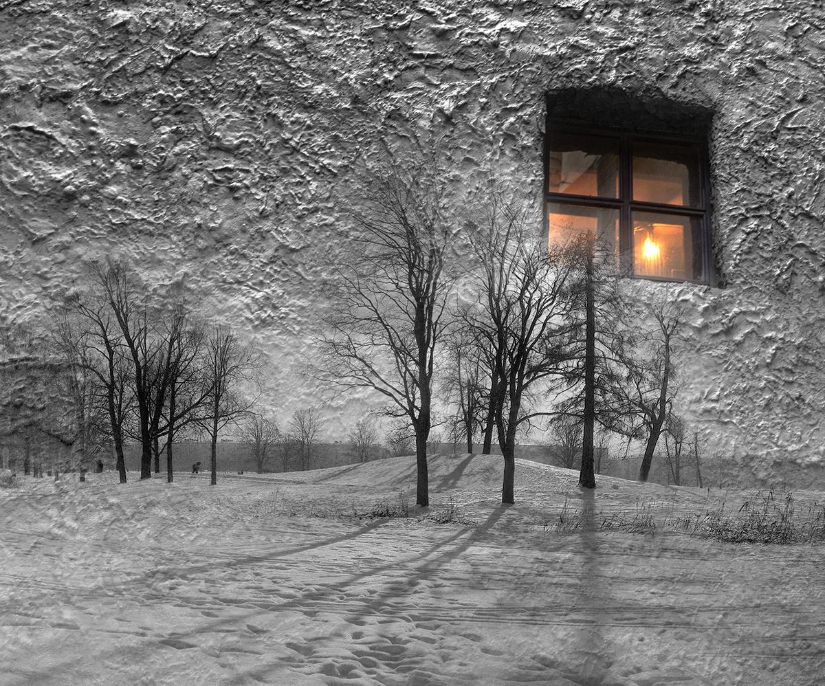 """photo """"***"""" tags: landscape, fragment, montage,"""