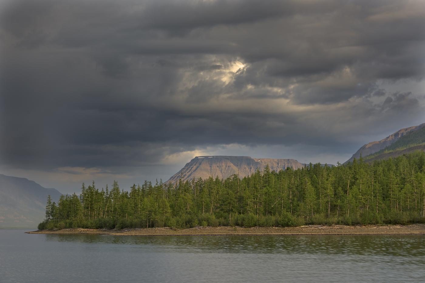 "photo ""***"" tags: landscape, travel, lake, mountains, summer, Таймыр, путешествие"